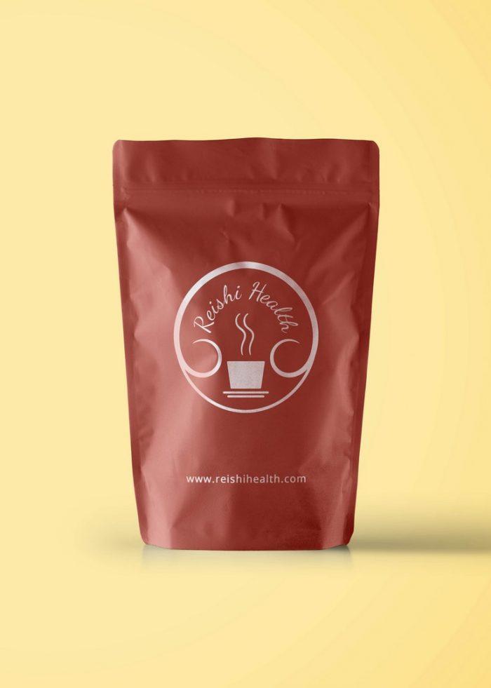 Paquet café Reishi